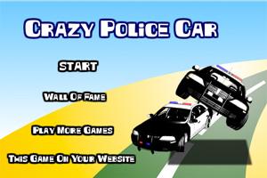 Jeu de voiture police