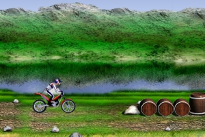 Jeu de moto cross : Bike Mania