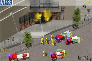 Jeu de pompier