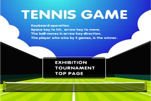 Jeu de Tennis Gratuit