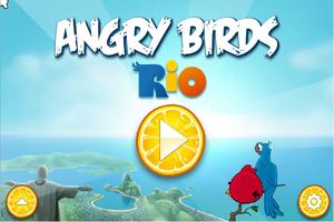 Jeu Gratuit Angry Bird Rio