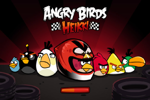 Angry Bird Heikki