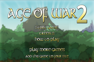 Jeu Age of War 2