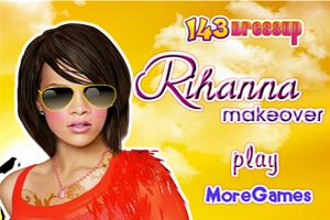 Maquiller Rihanna