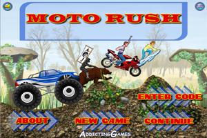 Jeu Moto Rush 1