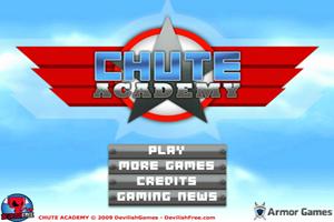 Chute Academy : Jeu de Parachute