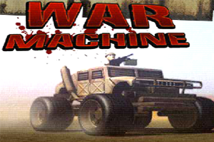 Jeu de Guerre War Machine