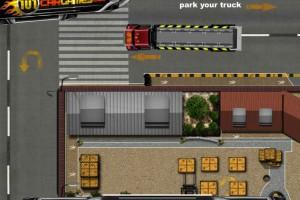 Jeu camion 3d
