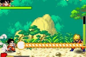 Jeu dragon ball combat 2012