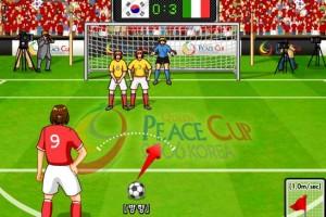 Jeu foot coupe du monde
