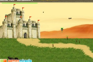 Jeu green beret castle assault