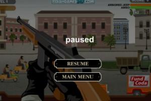 Jeu mafia shootout