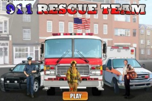 Jeu police 911 rescue team
