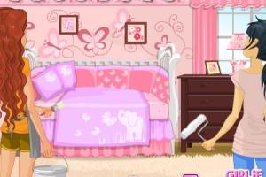 Jeu chambre de bebe