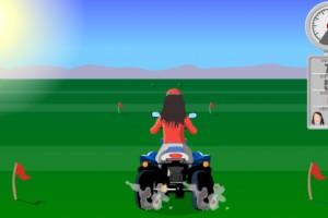 Jeu moto quad