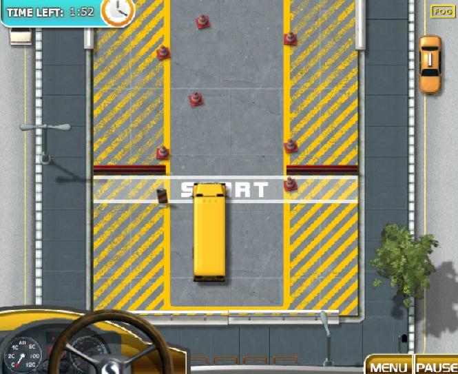 jeux de taxi bus