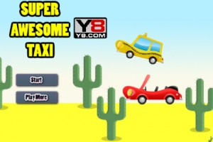 Jeu taxi super awesome