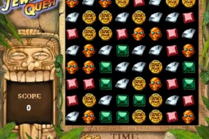 Jeu d'aventure Jewel Quest