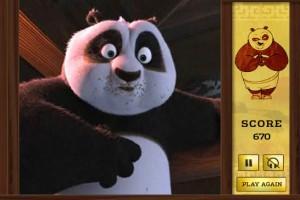 Jeu de Panda