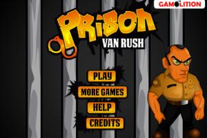 Jeu de prison van rush