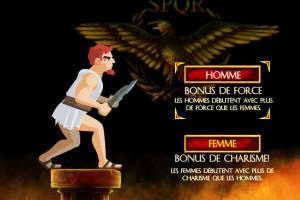 Jeu de gladiateurs