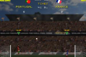 Jeu de foot euro star