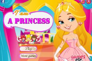 Jeu de  princesse à habiller