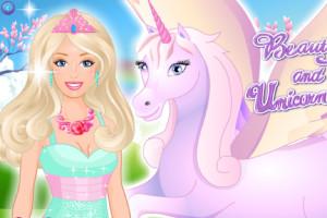 Jeu de la belle et la licorne