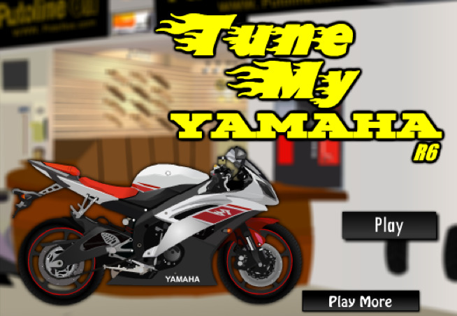 jeu de moto gp yamaha. Black Bedroom Furniture Sets. Home Design Ideas