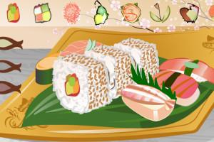 Jeu de sushis