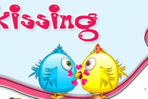Jeu de Kiss oiseaux