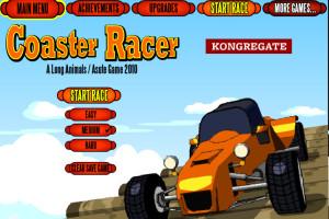 Jeu de racing 3D