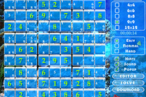 Sudoku marin
