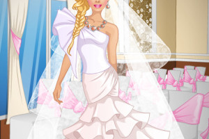 Jeu de mariage de Barbie