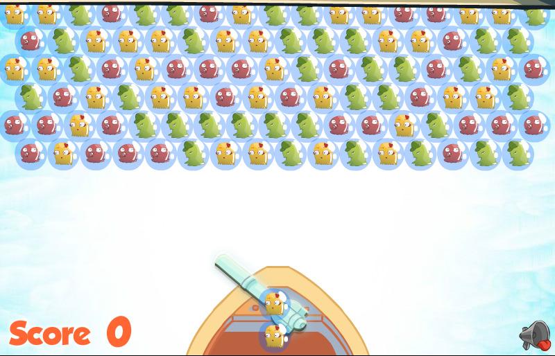 lovely jeux gratuits bebe fille 10 bubbles animaux. Black Bedroom Furniture Sets. Home Design Ideas