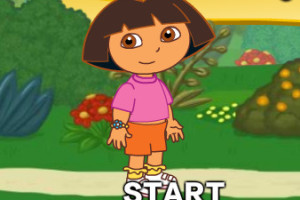 Jeu de Dora sauvetage de chien